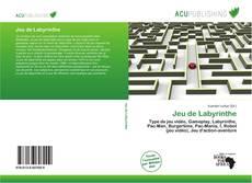Borítókép a  Jeu de Labyrinthe - hoz
