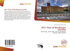 Bookcover of 2011 Tour of the Basque Country