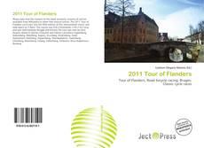 Portada del libro de 2011 Tour of Flanders