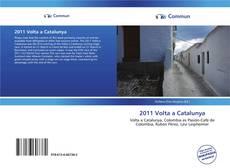 Bookcover of 2011 Volta a Catalunya