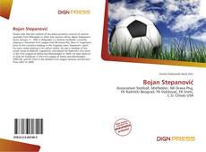 Bookcover of Bojan Stepanović