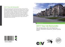 Bookcover of 2011 Tour de Romandie