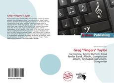 """Borítókép a  Greg """"Fingers"""" Taylor - hoz"""
