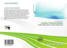 Bookcover of London Victoria Station