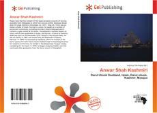 Bookcover of Anwar Shah Kashmiri