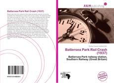 Обложка Battersea Park Rail Crash (1937)