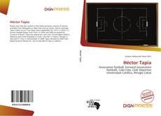 Héctor Tapia kitap kapağı