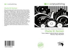 Bookcover of Charles W. Harrison