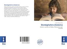 Bookcover of Denbighshire (historic)