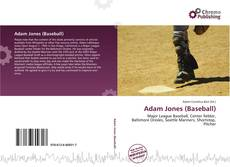 Bookcover of Adam Jones (Baseball)