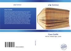 Portada del libro de Caus Castle