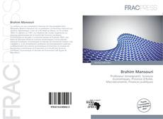 Bookcover of Brahim Mansouri