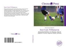 José Luis Villanueva kitap kapağı
