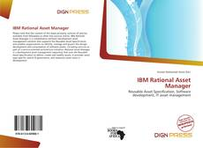Buchcover von IBM Rational Asset Manager