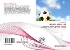 Capa do livro de Moisés Villarroel