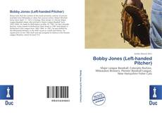Bookcover of Bobby Jones (Left-handed Pitcher)