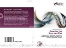 Buchcover von Scandale des Commandites