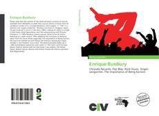 Buchcover von Enrique Bunbury