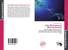 Bookcover of John McCormack (Racing Driver)