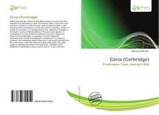 Обложка Coria (Corbridge)