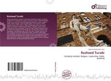 Rasheed Turabi kitap kapağı