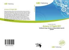 Обложка Ariane 5 Flight 501