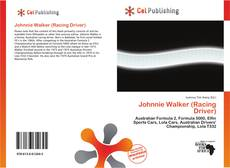 Bookcover of Johnnie Walker (Racing Driver)