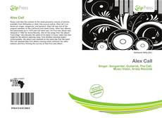 Bookcover of Alex Call