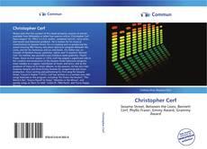 Christopher Cerf kitap kapağı