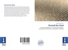 Kumait Ibn Zaid kitap kapağı