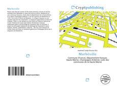 Bookcover of Marbéville