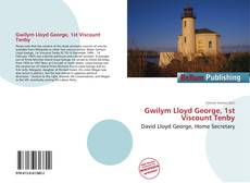 Bookcover of Gwilym Lloyd George, 1st Viscount Tenby