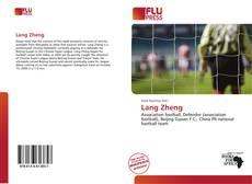 Buchcover von Lang Zheng