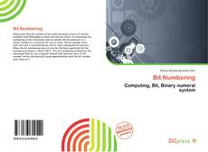 Bookcover of Bit Numbering