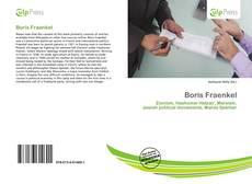Bookcover of Boris Fraenkel