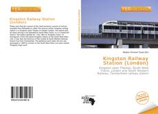 Capa do livro de Kingston Railway Station (London)