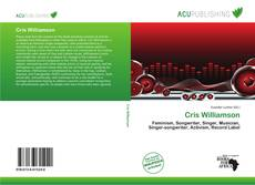 Bookcover of Cris Williamson