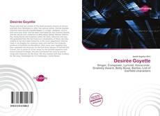 Portada del libro de Desirée Goyette