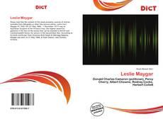 Bookcover of Leslie Maygar