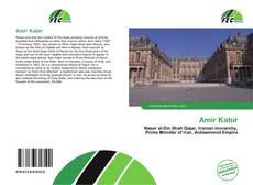 Copertina di Amir Kabir