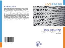 Bookcover of Bland–Altman Plot