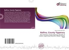 Bookcover of Ballina, County Tipperary