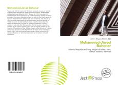 Bookcover of Mohammad-Javad Bahonar