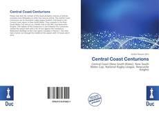 Обложка Central Coast Centurions