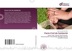 Bookcover of Pacte Civil de Solidarité