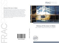 Bookcover of History of the Jews in Wales