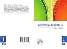 Обложка Gymnothorax Enigmaticus