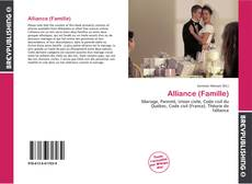 Capa do livro de Alliance (Famille)