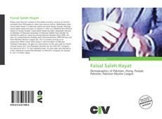 Bookcover of Faisal Saleh Hayat