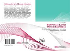 Capa do livro de Multivariate Kernel Density Estimation